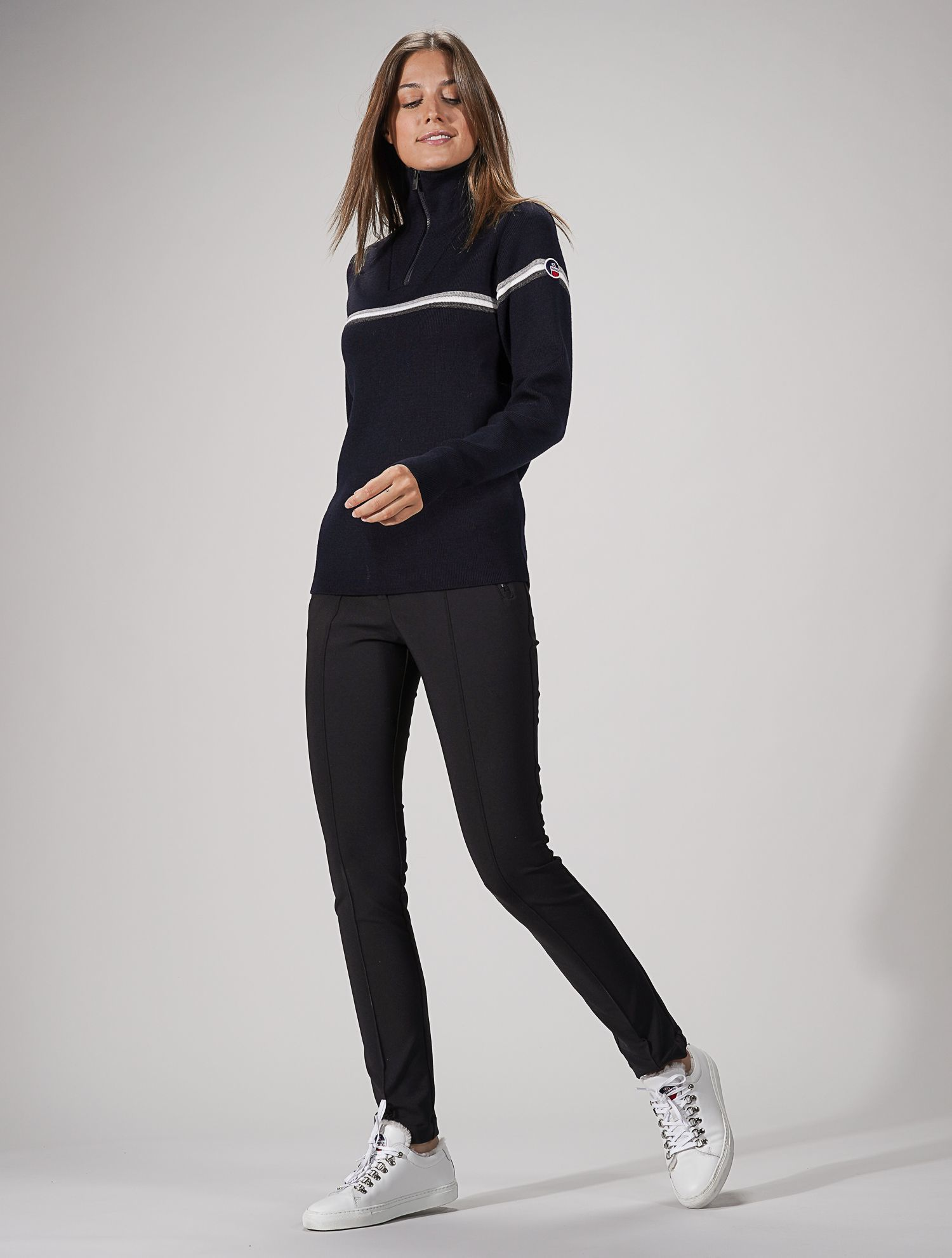 WENGEN III SWEATER