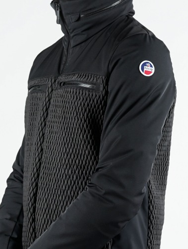 MEN SKI JACKET ARGYLE