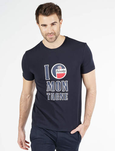 BEAUCAIRE PRINTED T-SHIRT
