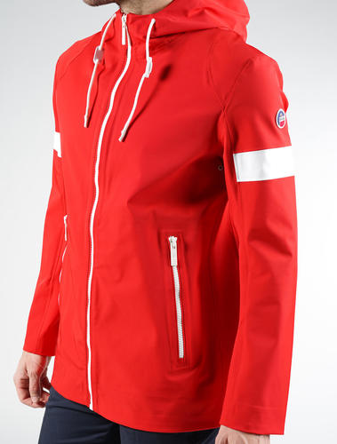BEAUZELLE UNISEX WINDBREAKER