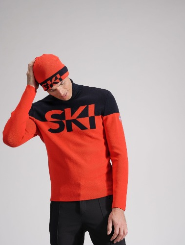 ISSYK MEN SWEATER