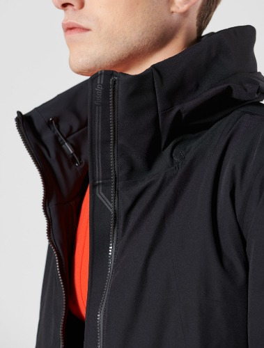 ALFA 3 LAYERED JACKET