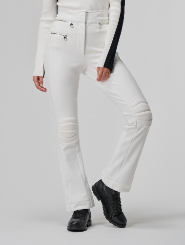 LONG HIGH-WAISTED SKI TROUSERS - CHLOÉ X FUSALP